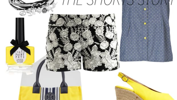 How to wear shors