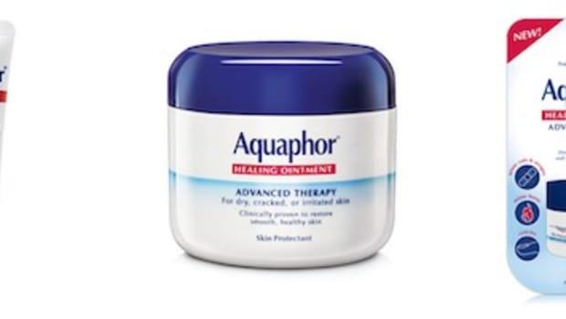 Aquaphor beauty solutions