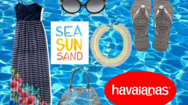 Create #instantjoy with Havaianas