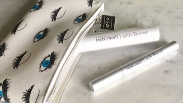 Rodan Fields Lash Boost Testing