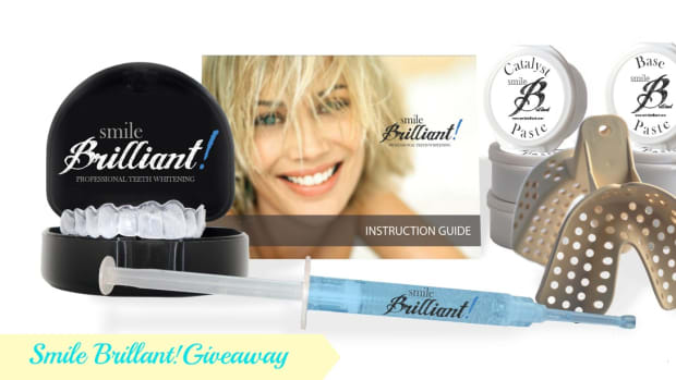 Smile Brillant Giveaway