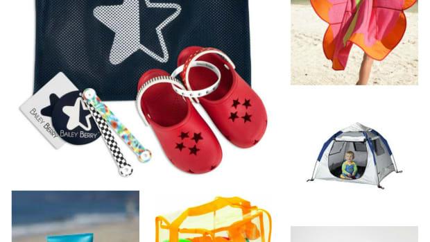 beach essentials for kids