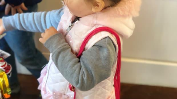 little girl pocketbook