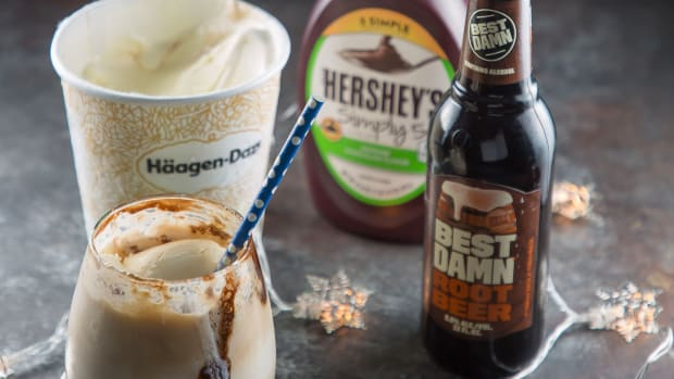 Boozy Root Beer Float Ingredients