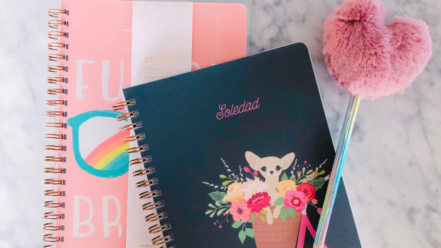 Minted Personalized School Supplies