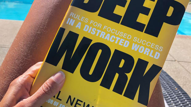 Deep Work Book Review: A Solution for Working Moms?