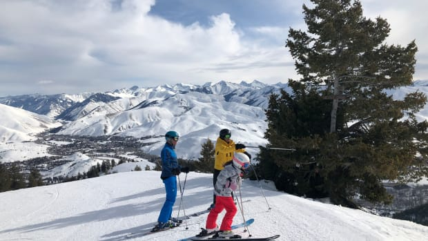 Is Sun Valley Idaho a Good Place to Ski with Kids?