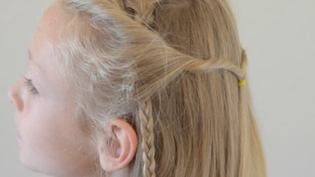 Easy Back-to-School Hair-Braid Tutorials