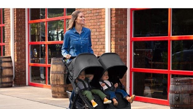 Gear Girl Best Double Strollers for Twins
