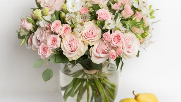 Valentine's Flower Bouquets that are Chic and Classy
