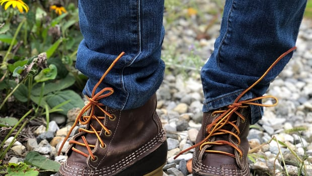 How to Resole Bean Boots