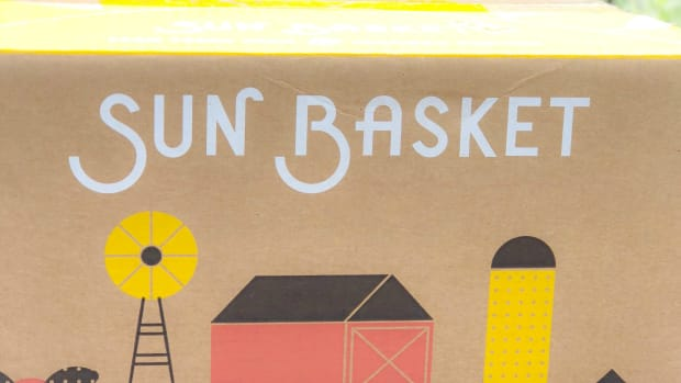 sun basket meal delivery box