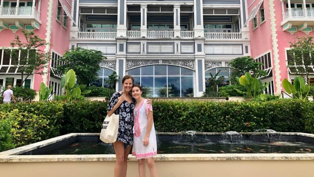 Family Trip Grand Hyatt Baha Mar Bahamas