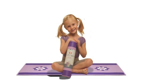 The Little Yoga Mat for kids