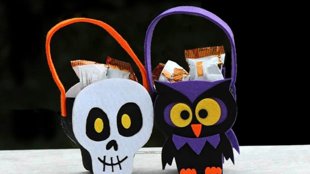 Our Favorite Trick or Treat Bags
