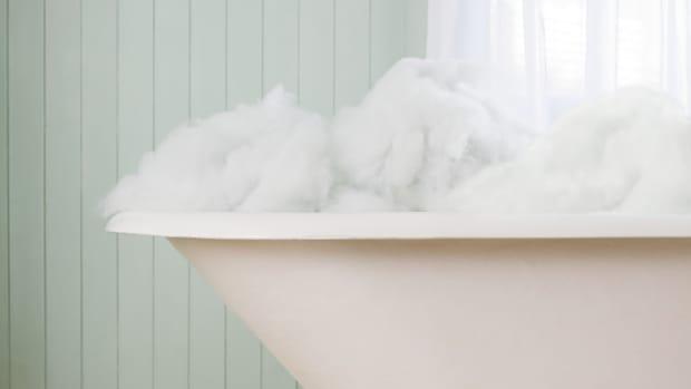 The Ultimate Bubble Bath