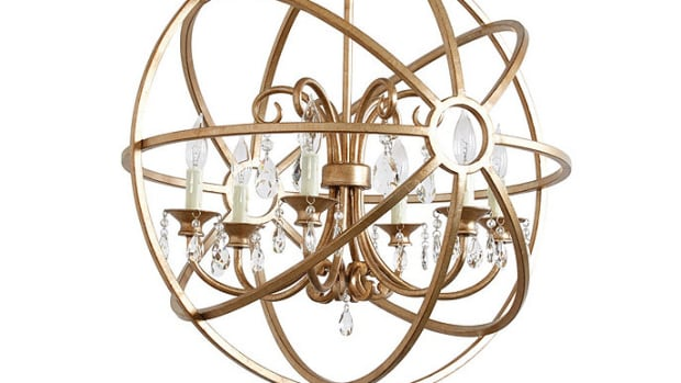 10 Chandeliers for Your Little Princess' Room