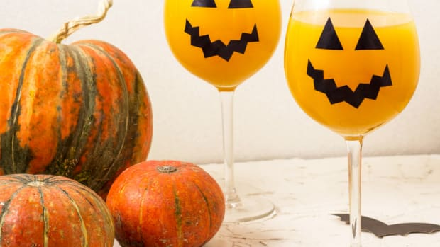 Halloween Candy and Wine Pairings