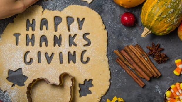 thanksgiving turkey prep