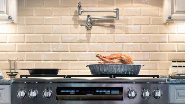 thanksgiving kitchen organization tips