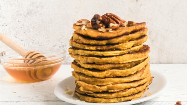 Delicious Pumpkin Pancake Recipe