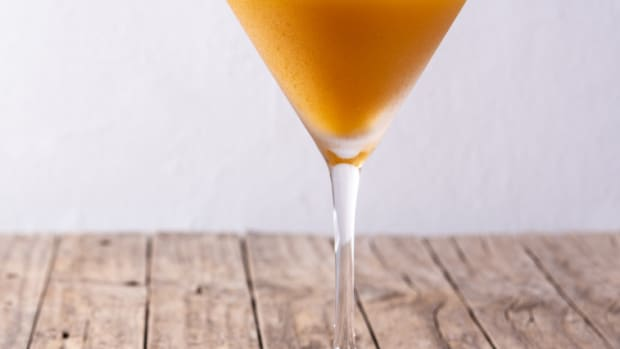 Easy Pumpkin Spice Cocktail