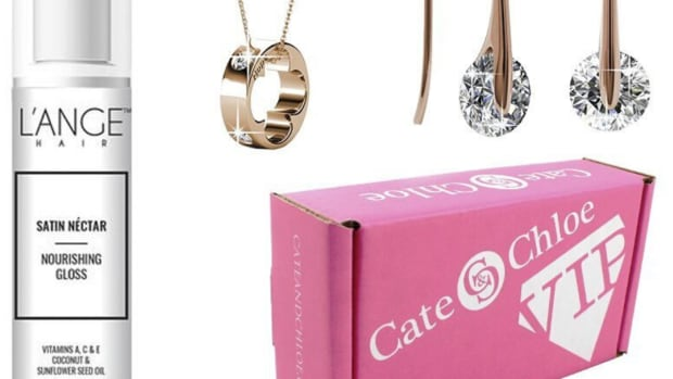 Cate & Chloe Jewelry Subscription Box Unboxing Video