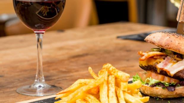 Things That Pair Beautifully Beaujolais and Burgers