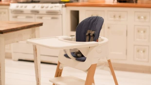 Stokke Steps Launch Party with Momtrend
