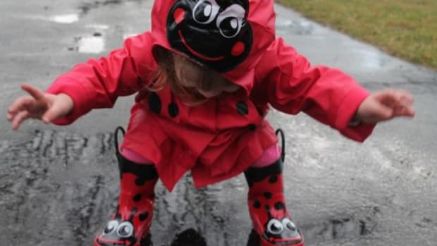 Rainy Day Gear for Kids