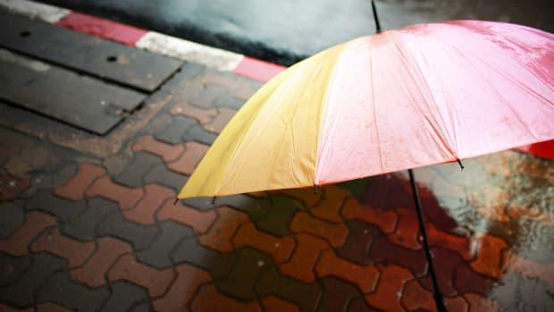 The Cutest Umbrellas for Rain Showers