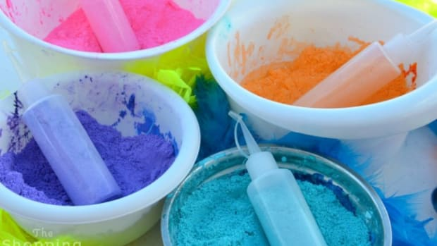 Throw a Holi Color Party with Your Kids