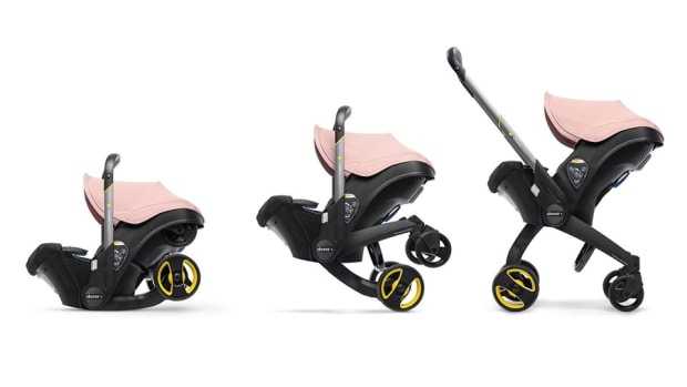 Doona Infant Carseat That Converts to a Stroller