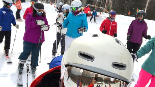 Why You Need to Go to a Women's Ski Camp