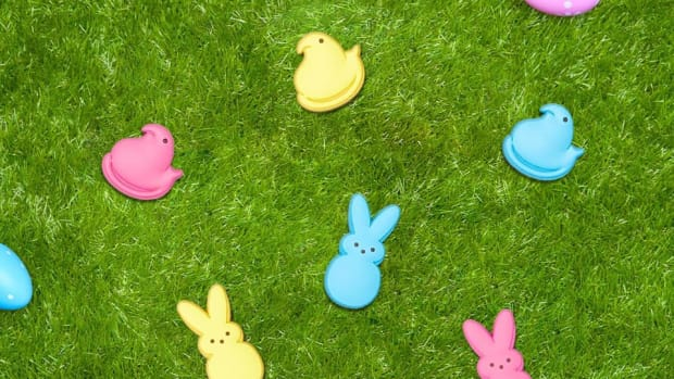 The Peep-a-Booze Cocktail—a Real Peeple Pleaser for Easter