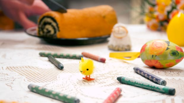 Easter Basket Shopping Guide Arts and Crafts
