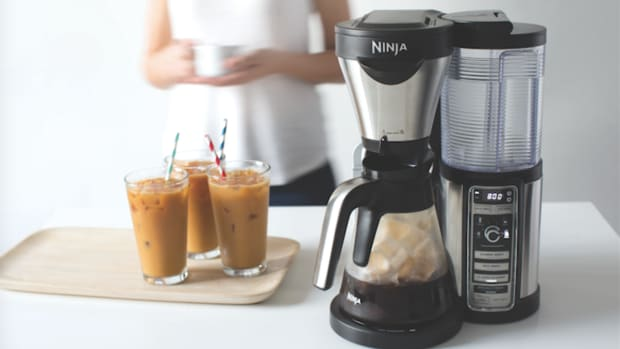 Why Moms Need the Ninja Coffee Bar