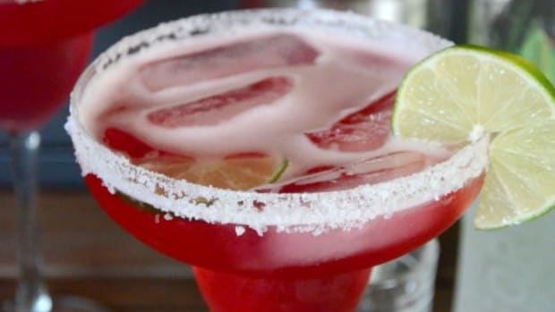 Prickly Pear Margaritas A Sonoran Desert Recipe
