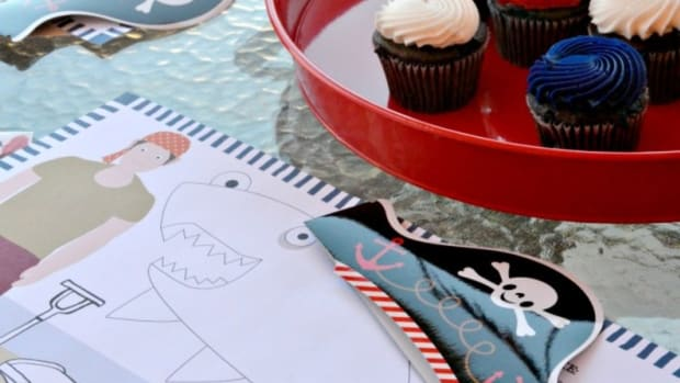 Plan a Pirate Birthday Party