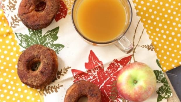 Apple Cider Donut Recipes
