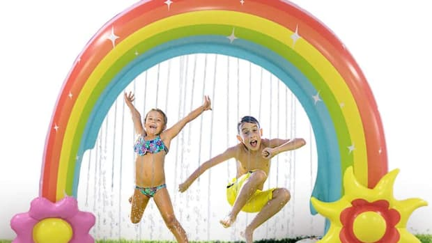 Amazing Water-Play Activities to Turn Your Backyard into a Water Park