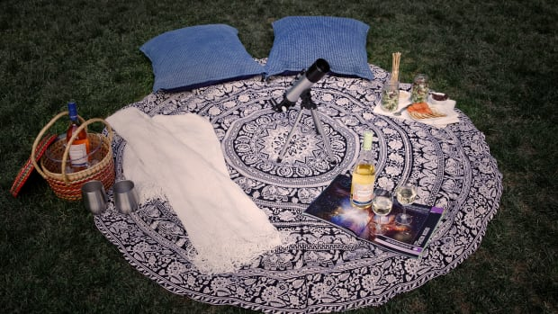 Summer Date Night Ideas at Home