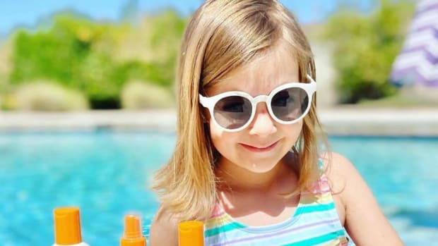 Summer Haircare for Kids