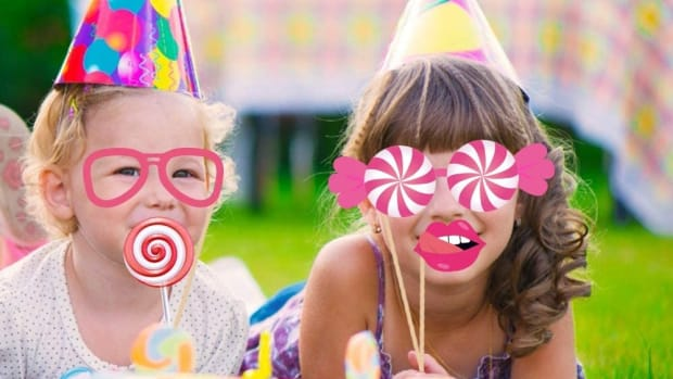 Inspiration and Games for a Candy Land Birthday Party