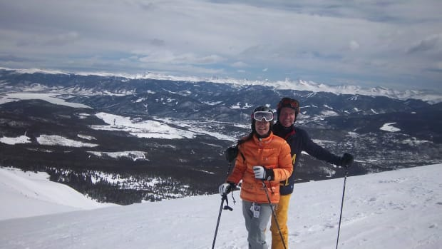 Skiing Breckenridge with Your Family