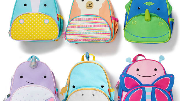 Back to School with Skip Hop Gear