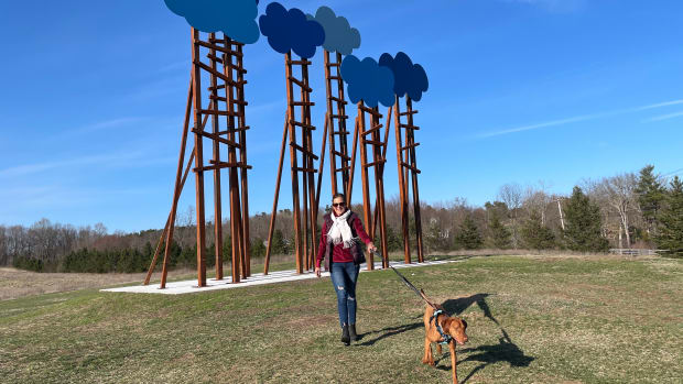 Plan Your Family Visit to Art Omi Sculpture Park
