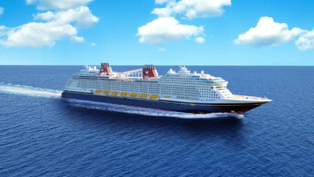 Disney Has a Brand New Cruise Ship Ready to Set Sail