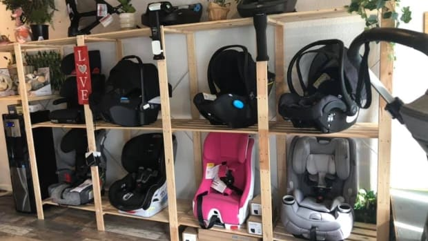 Fix and Clean up that Stroller at Stroller Spa