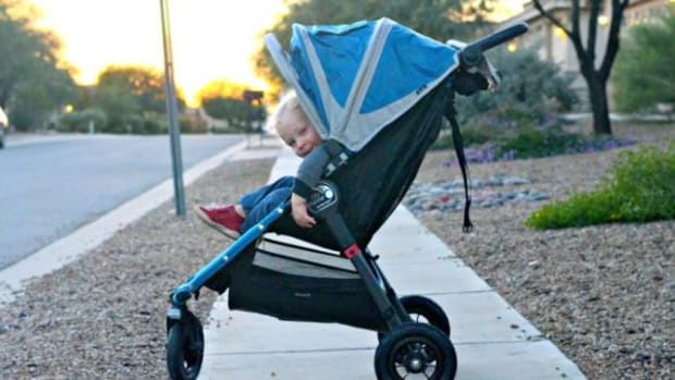 Go Off the Beaten Path With the All-Terrain Baby Jogger City Mini GT Stroller